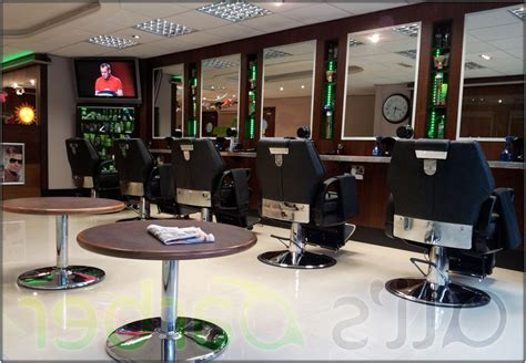 barber shop interior colors hair salon shop front design