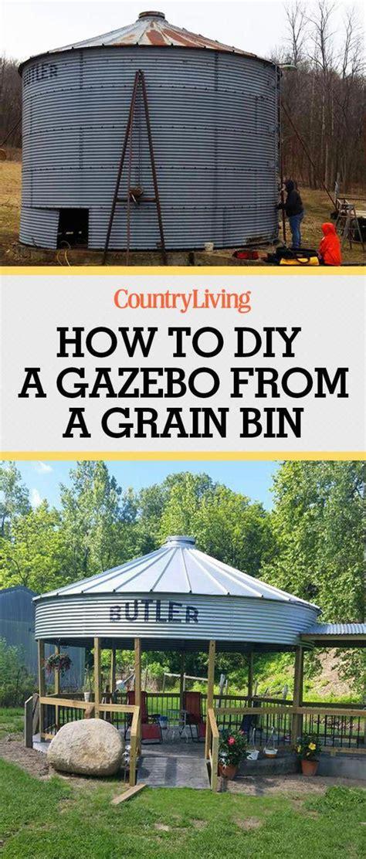 couple turned  farms grain bin   amazing