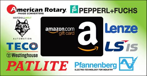 Amazon Gift Card Vendors - mwa cyber monday 2017 giveaway wolf automation