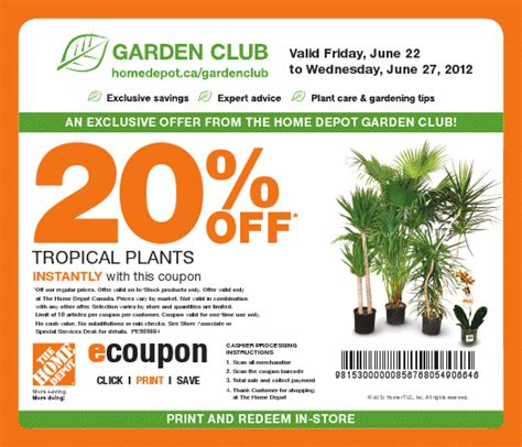 home depot printable gift certificates power tools home depot coupon