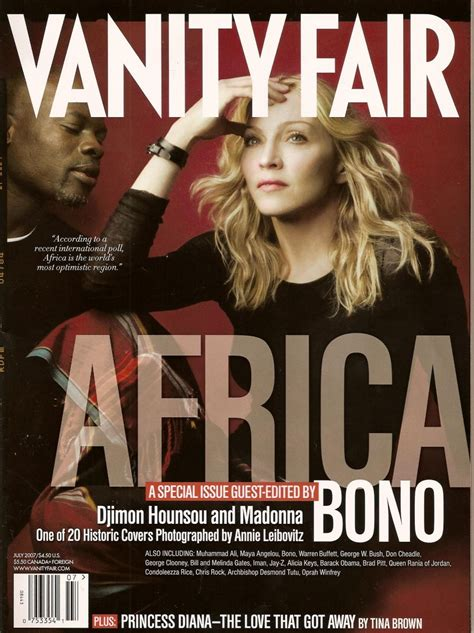 Madonna In Vanity Fair by Madonna In Vanity Fair Scans All About Madonna