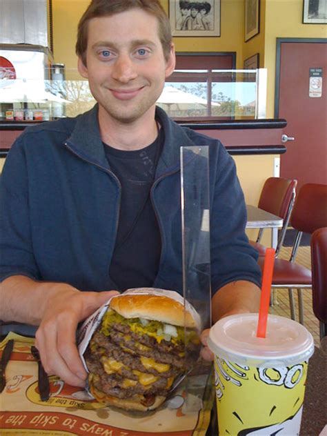 A New Cooking Challenge 2 by Fatburger King Challenge Times Two Bacon Today