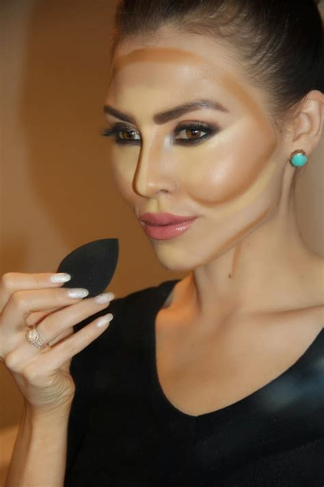 Countour Beuaty makeup 101 why you should highlight contour from arabia