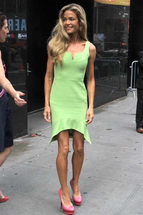 denise richards this morning photos denise richards physique de poup 233 e barbie et