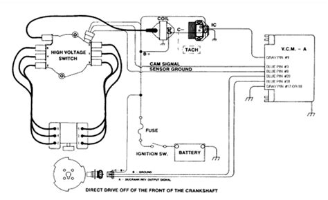 ignition module location 2001 nissan pathfinder
