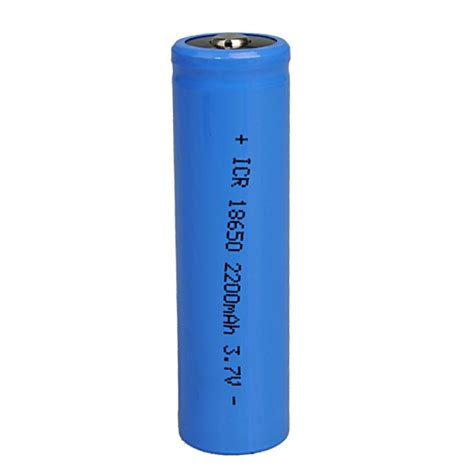 Battery 18650 3 7v Power buy 18650 lithium battery 2200mah 3 7v rechargeable