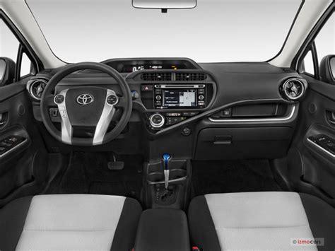 Prius 2015 Interior by 2015 Toyota Prius C Interior U S News World Report