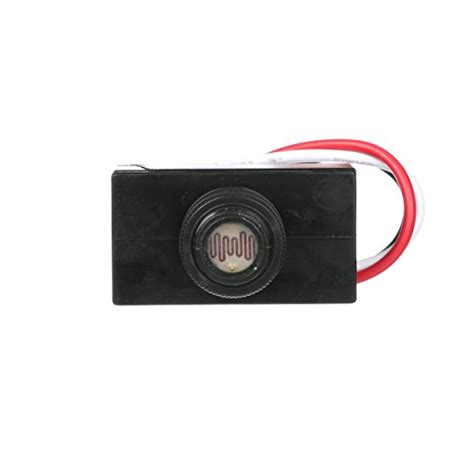photo eye sensor l post woods 59408wd outdoor wired post eye light