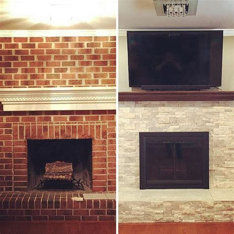 the 25 best fireplace refacing ideas on pinterest