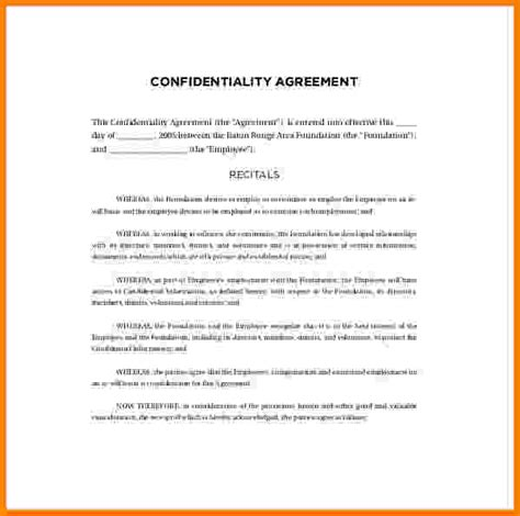 statement of agreement template 11 confidentiality agreement form card authorization 2017