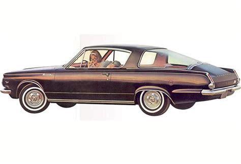 plymouth newspaper 1964 plymouth barracuda car news carsguide