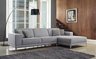 Modern Sectional Agata Modern Sectional Sofa