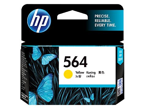 hp 564 yellow original ink cartridge cb320wa hp 174 new