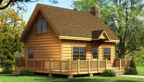 cabin house plans alpine i log home plan southland log homes