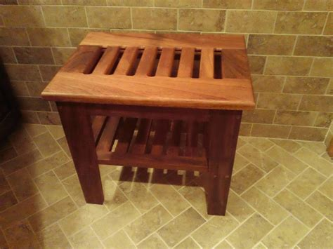 wooden bath bench teak shower bench plans modern interior decorating ideas