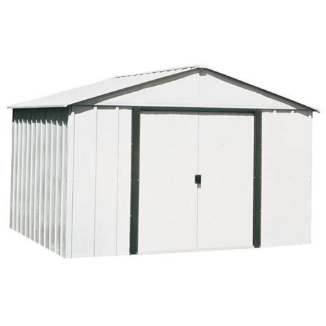Heartland Sheds Lowes by Storage Buildings At Lowes By Arrow Rubbermaid