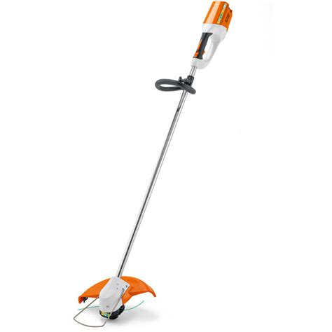 my stihl weed trimmer is dying at full throttle home stihl fsa 85 cordless grass trimmer geelong mowers and