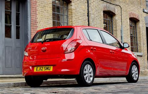 2013 hyundai i20 with higher rate of fuel economy