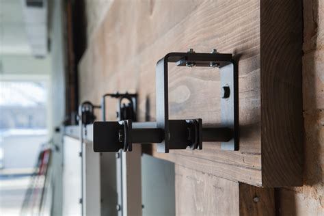 decorating nice bypass sliding barn door hardware