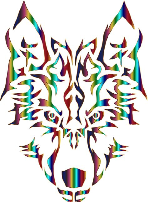 Wolfe Background Check Wolf Tribal Png Www Pixshark Images Galleries With