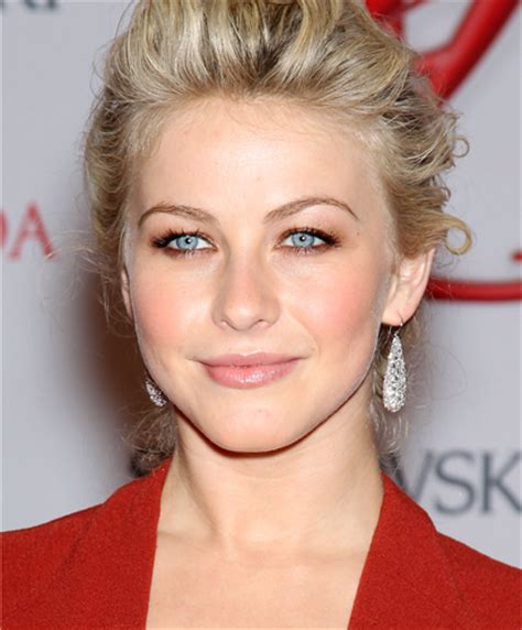 what shape face does julianna hough have how to get perfect celebrity eyebrows sparse eyebrows