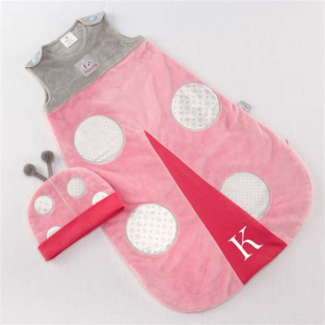 snug as a bug sleep sack making this for autumn but baby aspen quot snug as a bug quot ladybug snuggle sack