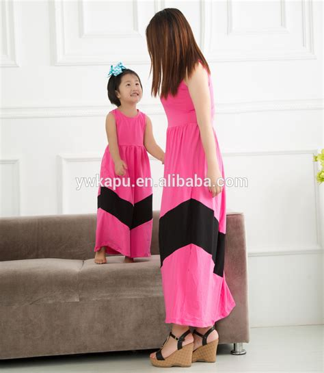 Jfashion Dress Gamis Maxi Krah Shanghai Variasi Seleting Rosali new design matching dress family set clothes for and children dress buy