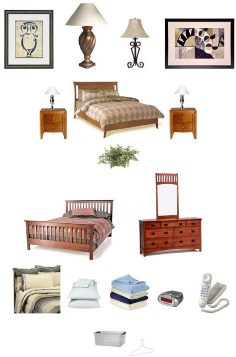 Bedroom Items In What S Included In My Apartment Tempstay Corporate Housing