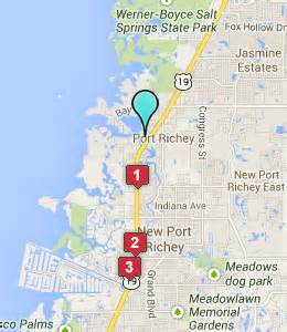 Casinos In Florida Map by Hotels Near Tropical Breeze Casino Port Richey Fl