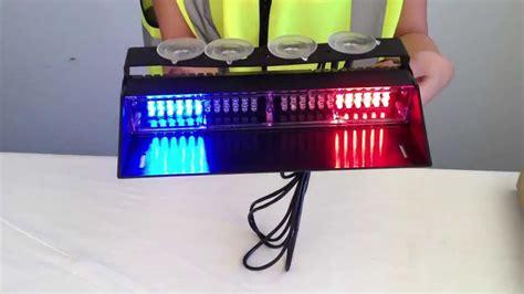 police emergency lights for sale interior strobe light dash strobe light windshield lights