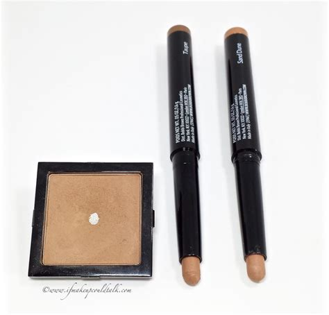 Eyeshadow Stick brown taupe wear shadow stick review and photos if makeup could talk