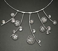 Handmade Jewellery Northern Ireland - menu for necklaces carla pennie jewelery and metalsmith
