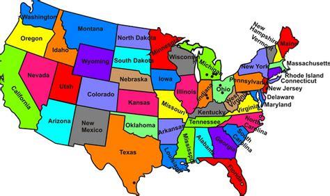 50 states map song kindergarten 50 states resources mrs burleson scaffe s