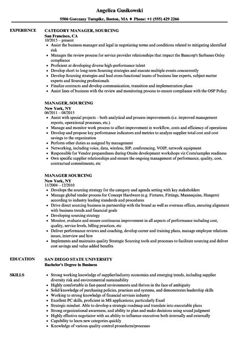 Sourcinge Analyst Cover Letter by Sourcinge Analyst Sle Resume Cool Cover Letter