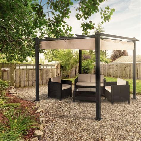 pergola da giardino pergola da giardino in alluminio cm 390x290cm