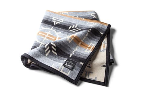 Blanket And Pillow Set by Pendleton For Goods Blanket And Pillow Set Hypebeast