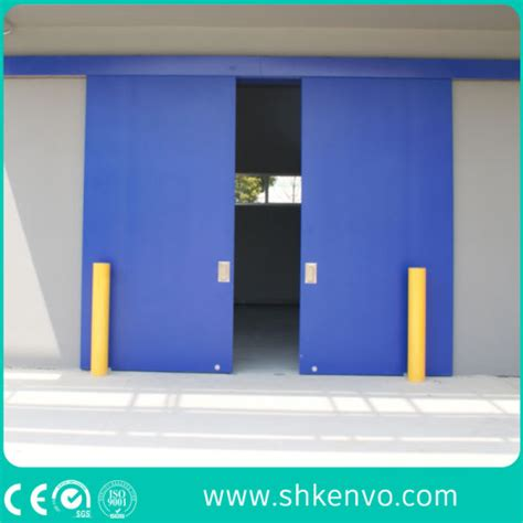 china pu sandwich panel sliding gate china sliding door