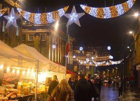 a guide to north east christmas fayres and markets 2015