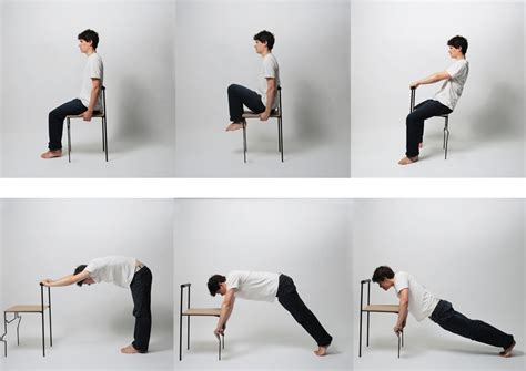 Chair Exercise by A Chair For Chi And Plonking Your Bum On Gizmodo