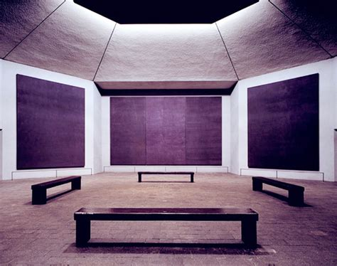 Home Interior Colors For 2014 The Rothko Chapel Off The Wall