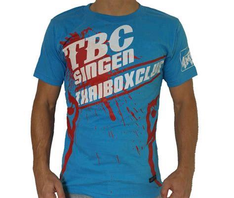 Tbc T Tshirt 4more t shirt tbc singen muay thai shorts