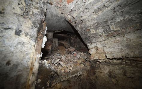 pub with tunnels underneath available is this stockton s secret underground tunnel network