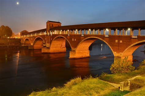 foto pavia file ponte coperto pavia jpg wikimedia commons
