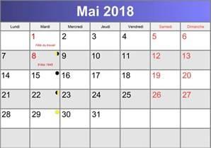 Calendrier 2018 Mai Calendrier Mai 2018 224 Imprimer Pdf Abc Calendrier Fr