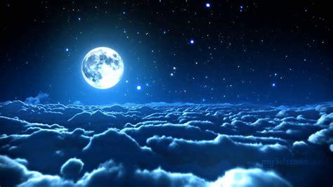 blue waves in motion 4k relaxing screensaver youtube video relajante 1 hora sobre el cielo full hd youtube