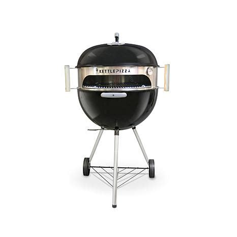 home design kettle grill kettlepizza wood fired pizza oven kit for kettle grills