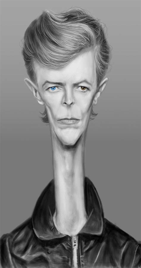 awesome funny examples  celebrity caricature art