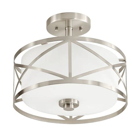 lowes kitchen ceiling light fixtures 169 best images about lighting on chrome