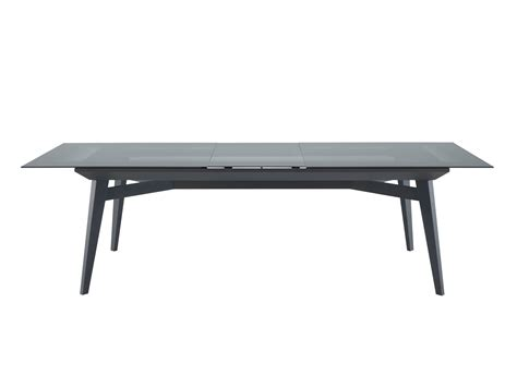 Dining Table Tempered Glass Tempered Glass Dining Table Racines By Roset Italia Design Pagnon Et Pelha 238 Tre Design
