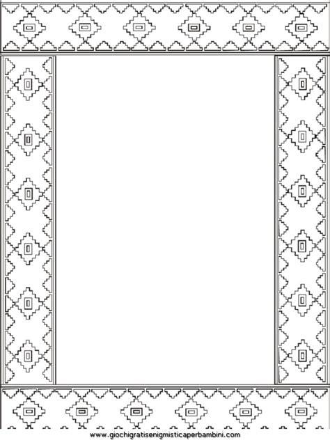 disegni per cornici fondi e cornici 26 disegni da colorare